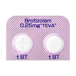 0.25 ブロチゾラム