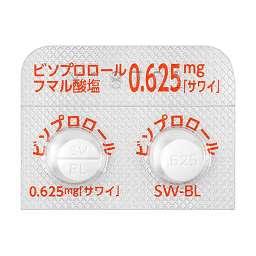 酸 ビソプロロール フマル