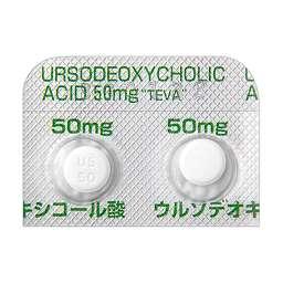 ウルソ デオキシ コール 酸 錠 100mg