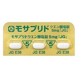 モサプリドクエン酸塩錠5mg「JG...
