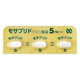 モサプリドクエン酸塩錠5mg「NP...