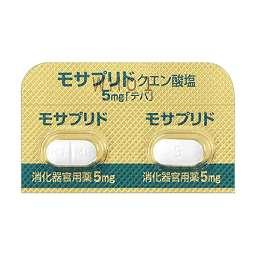 モサプリドクエン酸塩錠5mg「テ...