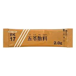 五苓散料の効果・副作用 - メディカルエンジン