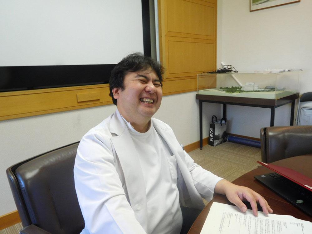 村山圭先生