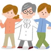 ADPKDの治療は患者と家族と医師が二人三脚で
