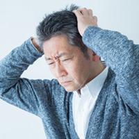 うつ、不眠、不調、要介護の裏に「男性更年期障害」
