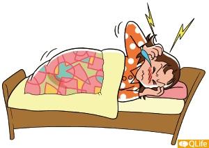 日常生活に重大な支障をきたす慢性頭痛