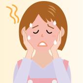 ホットフラッシュの改善が得意分野!更年期障害の症状を改善するホルモン補充療法(HRT)とは?