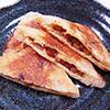 ピクルス納豆の袋焼き
