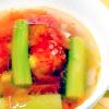 トマトの夏スープ