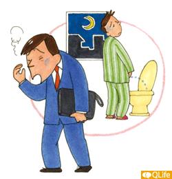 男性にとって避けられない排尿障害の原因=前立腺肥大症