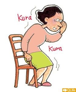 もっとも多いのは耳鼻咽喉科領域の良性発作性頭位めまい症